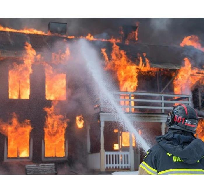 Fire Damage 4 Things You Need to Know About Home Fire Sprinklers